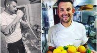 """Sekmadienį TV3 laidoje """"La maistas"""" kviestinis svečias buvo Dmitrijus Urbanovičius."""