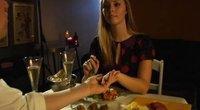 Romantiška vakarienė  (nuotr. YouTube)