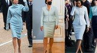 Melania Trump, Michelle Obama (tv3.lt fotomontažas)