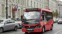 Elektrinis autobusas (nuotr. Organizatorių)