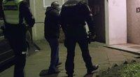 Sostinėje pasiklydęs sakartvelietis demonstravo svetingumą: kvietė pareigūnus pavakaroti