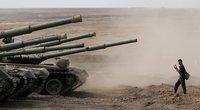 Išlaidos gynybai: kiek išleidžia JAV, Kinija ir Rusija? (nuotr. SCANPIX)