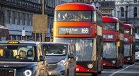 Autobusas Anglijoje (nuotr. Scanpix)