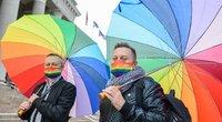 """LGBT bendruomenė pasmerkė Seimo žingsnį: """"Tai gėdingas momentas Lietuvos istorijoje"""" (nuotr. Fotodiena/Justino Auškelio)"""