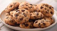 Sausainiai su šokoladu  (nuotr. Shutterstock.com)