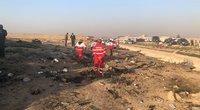 Sudužus Ukrainos lėktuvui žuvo beveik 200 žmonių (nuotr. SCANPIX)