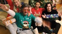 Meschino šeima (nuotr. Instagram)