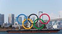 Olimpiniai žiedai. (nuotr. SCANPIX)