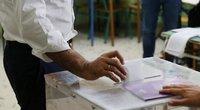 Rinkimai Graikijoje (nuotr. SCANPIX)