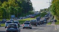 Planuojama keisti automobilių mokestį (nuotr. Fotodiena/Justino Auškelio)