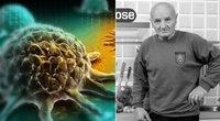 Vėžys, nusinešęs V. Antonovo gyvybę (tv3.lt fotomontažas)