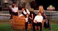 """Serialo """"Friends"""" scena (nuotr. NBC)"""