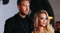 Calvin Harris ir Rita Ora (nuotr. SCANPIX)