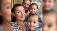 6-metės tėvai skubiai įspėja kitus: mergaitė tik per plauką liko gyva (nuotr. facebook.com)