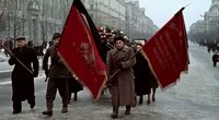 "Stalino laidotuvės (nuotr. ""YouTube"")"
