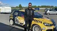 """""""Aurum 1006 km"""" lenktynėse """"CITUS Racing"""" startuos su lenktynių krikšto neturėjusiu pilotu. (nuotr. Organizatorių)"""