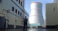 Po milžiniškų pastangų nepirkti elektros iš Astravo ji jau atiteka į Lietuvą (nuotr. stop kadras)