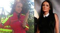 "Rūta Filejeva (nuotr. asm. archyvo/tv3.lt) (nuotr. asmeninio albumo (""Facebook"")"