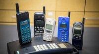 Mobilieji telefonai (nuotr. Vladimiro Ivanovo)