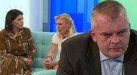Neištikimybės nuo žmonos neslepiantis vyras: ji į darbą, aš į trasą (nuotr. TV3)