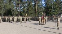 Lietuvos kariuomenė (nuotr. stop kadras)