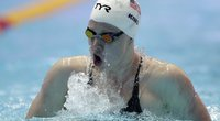 Lilly King (nuotr. SCANPIX)