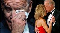 Joe Biden ir Jill Biden (tv3.lt fotomontažas)