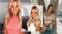 Mirė vos 24-erių tinklaraštininkė Yossi Maria (nuotr. Instagram)