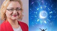 Astrologė-numerologė Aida Bacevičienė (tv3.lt fotomontažas)