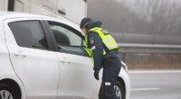 Lietuvos policija (nuotr. Broniaus Jablonsko)