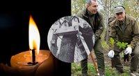 Kaune savaitgalį palaidotas netikėtai miręs Jonas Mačiulis: sūnus krepšininkas išlydėjo jautriais žodžiais (tv3.lt fotomontažas)