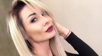 "Natalija Bunkė (nuotr. asmeninio albumo (""Facebook"")"