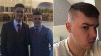 Kirpykloje apsilankęs 20-metis liko šoke: vadina tai blogiausia šukuosena gyvenime  (nuotr. facebook.com)