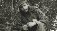 Fidelis Castro (nuotr. SCANPIX)