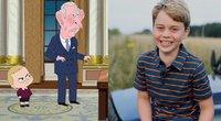 Princo George'o parodija (nuotr. Vida Press)