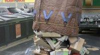 Patikrino, kaip lietuviai moka rūšiuoti atliekas: situacija gerėja (nuotr. stop kadras)