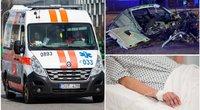 Lietuviai per šventes užplūdo ligonines: 1 atvejis sukrėtė net medikus (tv3.lt fotomontažas)