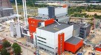 Kogeneracinė jėgainė (nuotr. Organizatorių)