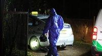 Vilniuje girtas klientas užpuolė taksistą ir pagrobė taksi (nuotr. Broniaus Jablonsko)