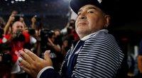 D.Maradona (nuotr. SCANPIX)