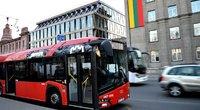 Viešojo transporto maršrutų pakeitimai (nuotr. Organizatorių)
