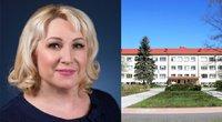 Alytaus kolegijos direktorė D. Remeikienė atleista iš pareigų, bet laikinai jai vadovauja (tv3.lt fotomontažas)