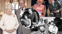 Sulaukęs 99-erių mirė princas Philipas  (tv3.lt fotomontažas)