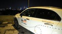 Įpūtęs 0,58 prom. girtas vairuotojas spruko nuo policijos nuotr. Broniaus Jablonsko