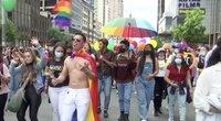 Kolumbijoje LGBT bendruomenė siekia teisingumo: pernai nužudyti 63 homoseksualai (nuotr. stop kadras)