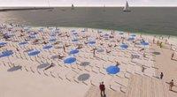 Štai, kaip gali atrodyti atostogos prie jūros