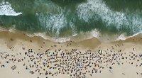 Paplūdimys (nuotr. Scanpix)