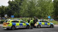Anglijos policija, Anglija, anglija, anglijos policija (nuotr. SCANPIX)