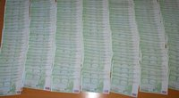 55 tūkst. eurų kontrabanda (muitinės nuotr.)