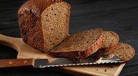 Juoda duona  (nuotr. Shutterstock.com)